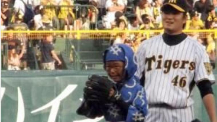 kato_seishiro x Hanshin Tigers