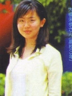 ohashi miho_high school