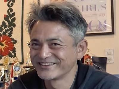 Matsuda Shino's father