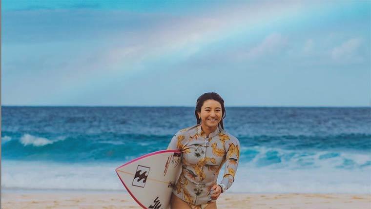 松田詩野の両親はサーファー?美人な姉の画像など家族について調査!