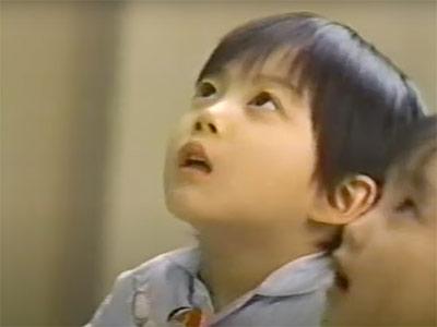 Kamiki Ryunosuke at CM 「Rejoy」