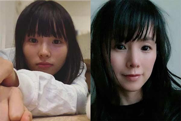 Konishi Haru & Konishi Manami