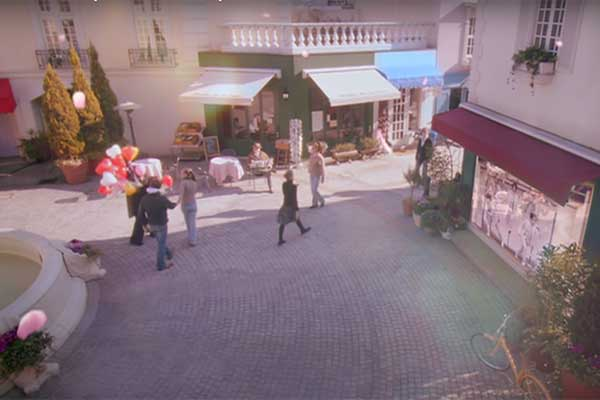 Arashi Love so sweet MV