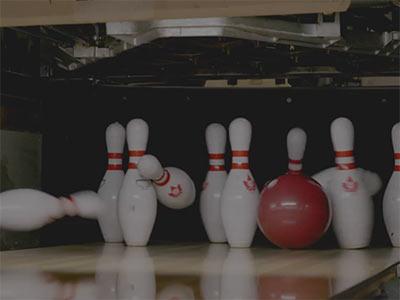 Bowling at Kamata IMON bowl