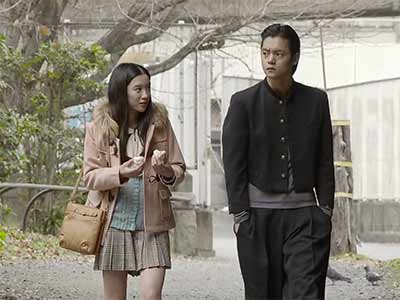 Nagano Mei at movie Gachiban Ultra max