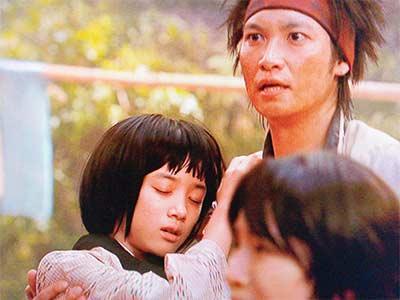 Nagano Mei at movie Ruro ni kenshin