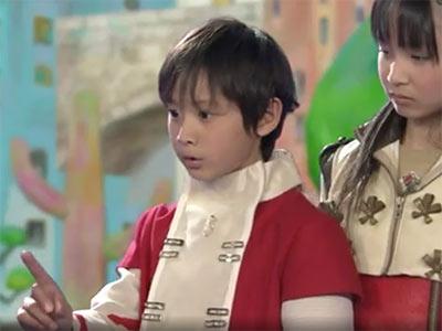 Koseki Yuta at Tensai TV