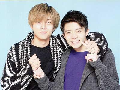Nagase Ren & Kishi Yuta