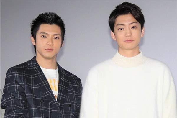 Yamada Yuki & Ito Kentaro