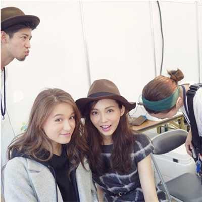 Trauden Naomi and Oshikiri Moe