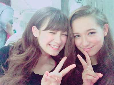 Trauden Naomi & Fujii Sachi