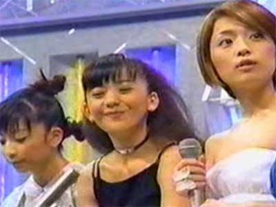 Kahara Tomomi at Music Station