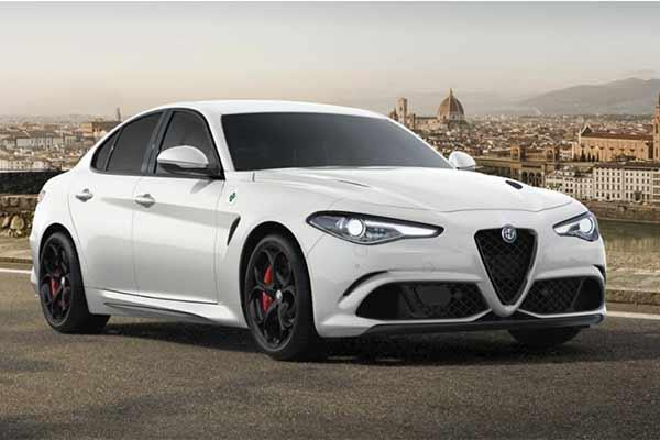 Alfa Romeo Julia QUADRIFOGLIO