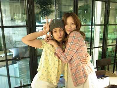 Sada Mayumi & Iwahori Seri