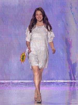 Trauden Naomi at Kobe collection runway