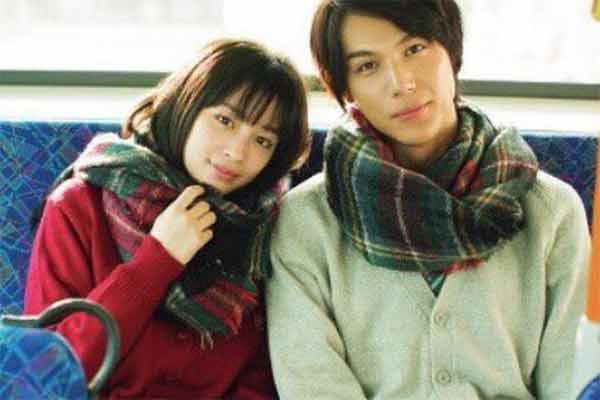 Hirose Suzu & Nakagawa Taishi