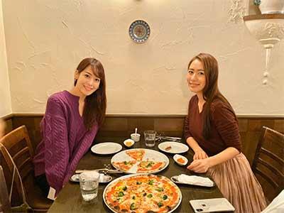 Suni Reina & Morinaga Maaya