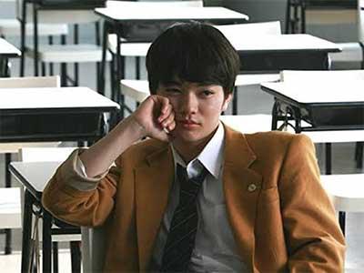 Swometani Shota who is same age of Shigeoka Daiki