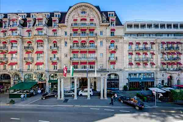 Suiss Lausanne Palace Hotel