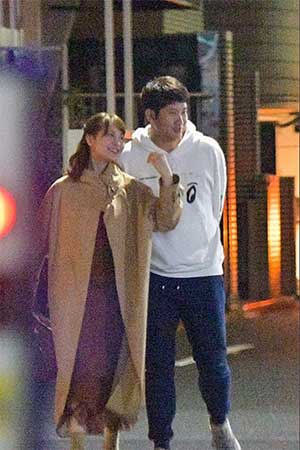 Sugano Tomoyuki & Nozaki Moeka