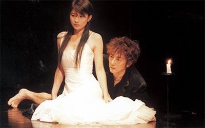 Shinohara Ryoko&Ichimura Masachika at Hamlet