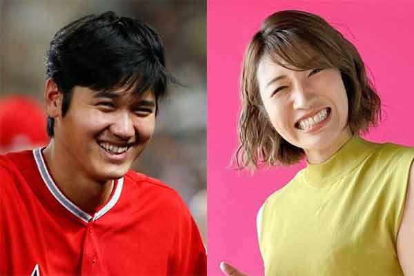 Otani Shohei & Kano Maiko