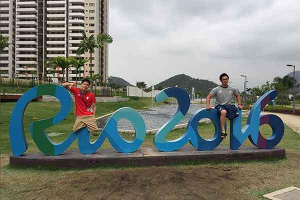 鳥海連志選手のリオパラリンピック