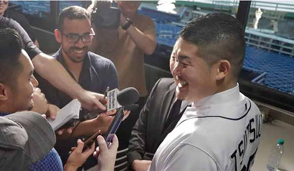 Tsutsugo and US media