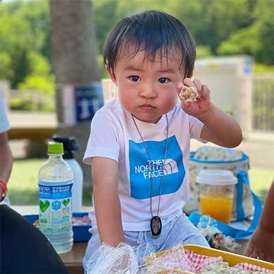 Nakata Sho's son