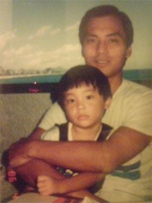CIMBAと父親