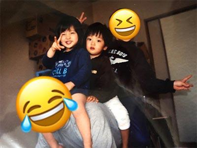 橋本環奈の兄と父