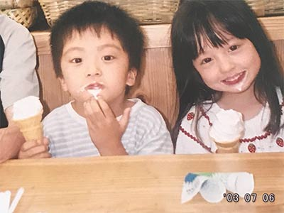 橋本環奈と双子の兄