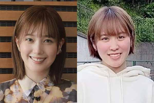 Hirano Miu & Honda Tsubasa
