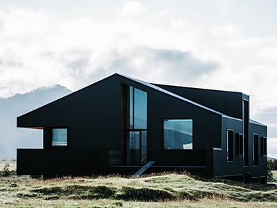 黒い家のイメージ