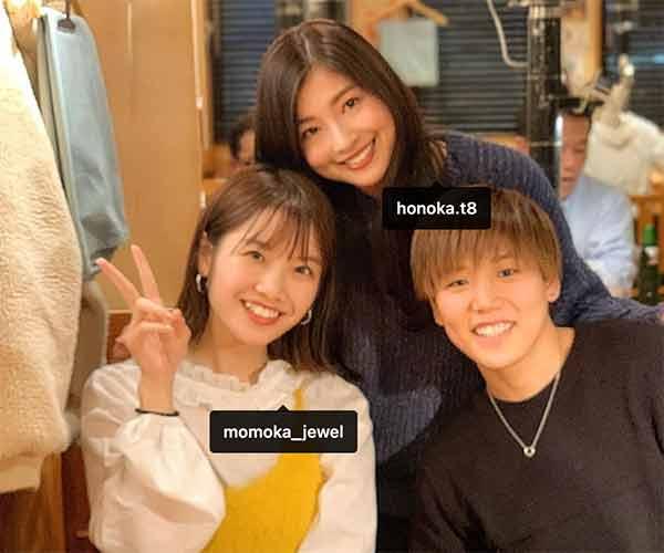 MOMOKA & Tsuchiya Honoka & Machida Rui