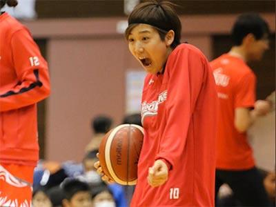 Machida Rui look surprised