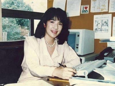 高市早苗 1987年