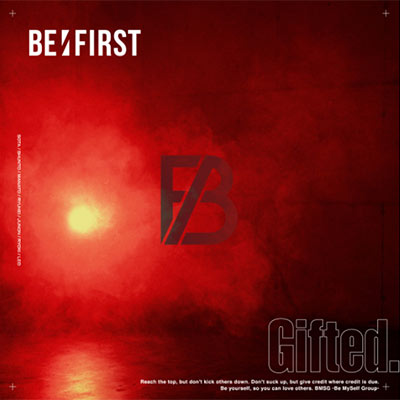 BE:FIRST ファーストシングルGifted.
