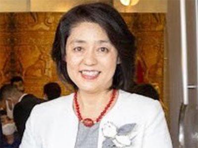 河野香夫人