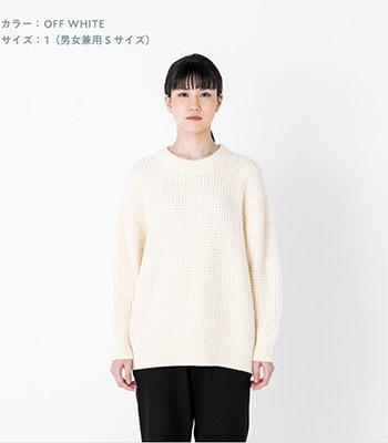 Abyts 2021秋ニット