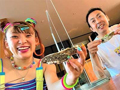 有吉の夏休み2021 フワちゃんと田中