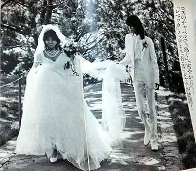 NOKKOとシャケの結婚
