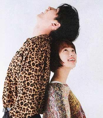ドラマ「恋です!ヤンキー君と白状ガール」の森生役の杉野遥亮さんと、ユキコ役の杉咲花さん