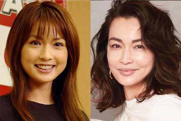 長谷川京子20代と現在