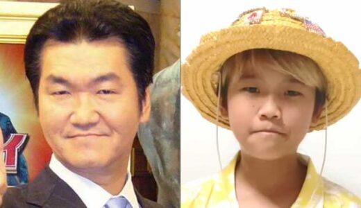 ゆたぼんが島田紳助に似てる!顔の変化はいつから?喋り方までそっくり!
