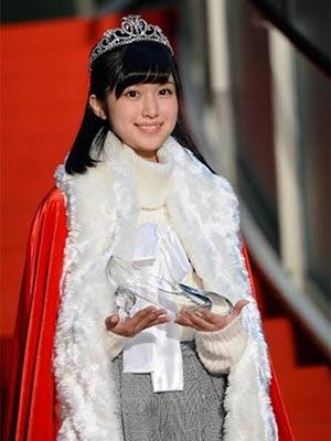 福本莉子の東宝シンデレラオーディション